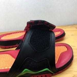7ebb81c981e6 Jordan Shoes - Nike Jordan Hydro VII 7 Retro Slide Sandals Sz 9